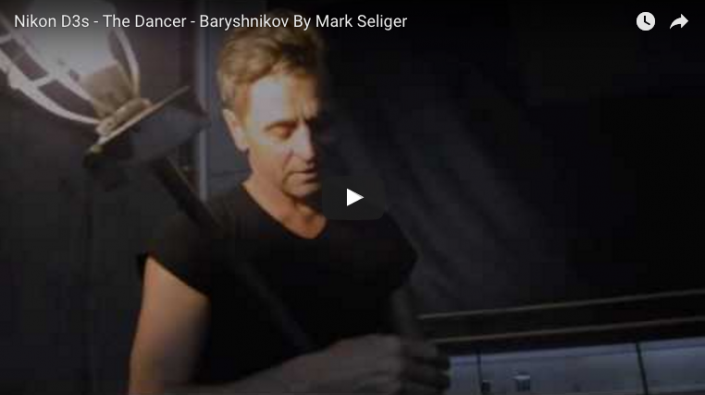 Baryshnikov By Mark Seliger Video