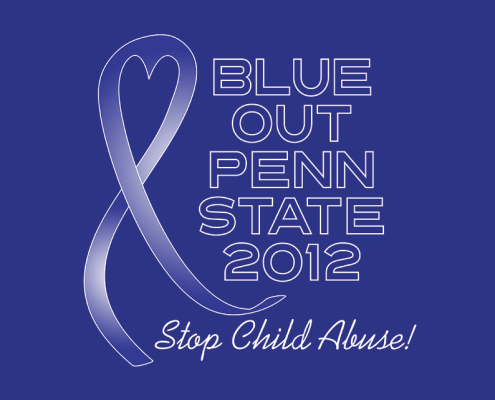 Blue Out Icon