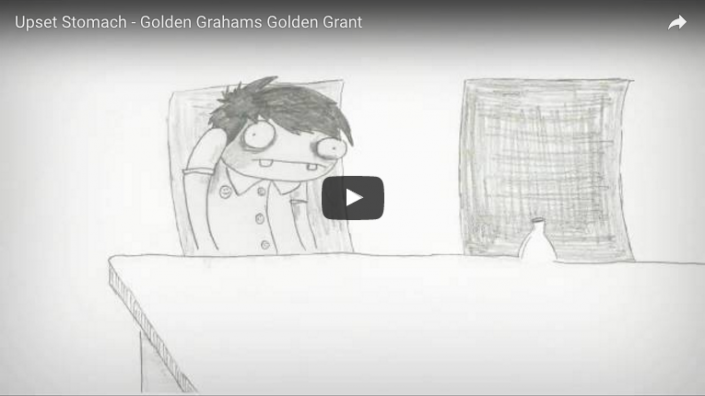 Golden Grant Upset Stomach YouTube