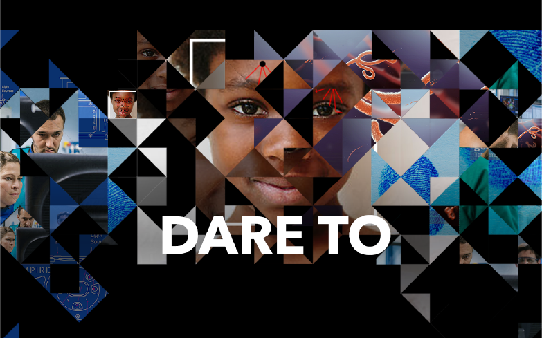 Dare To art board